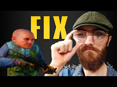 How To FIX The SCAV! | (educating Battlestate Games) | Escape From Tarkov