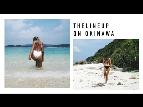 TheLineUp on Okinawa