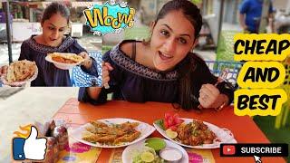 Tastebaaz restaurant/rajouri garden New delhi/cheap and best food/food vlog#5