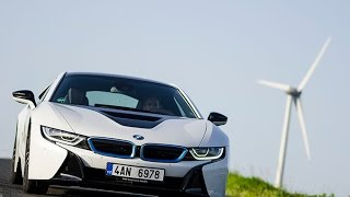 BMW Blog Romania - Test Drive BMW i8