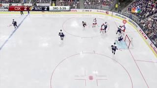 NHL 18 KHL Metallurg Magnitogorsk-CSKA Moskva