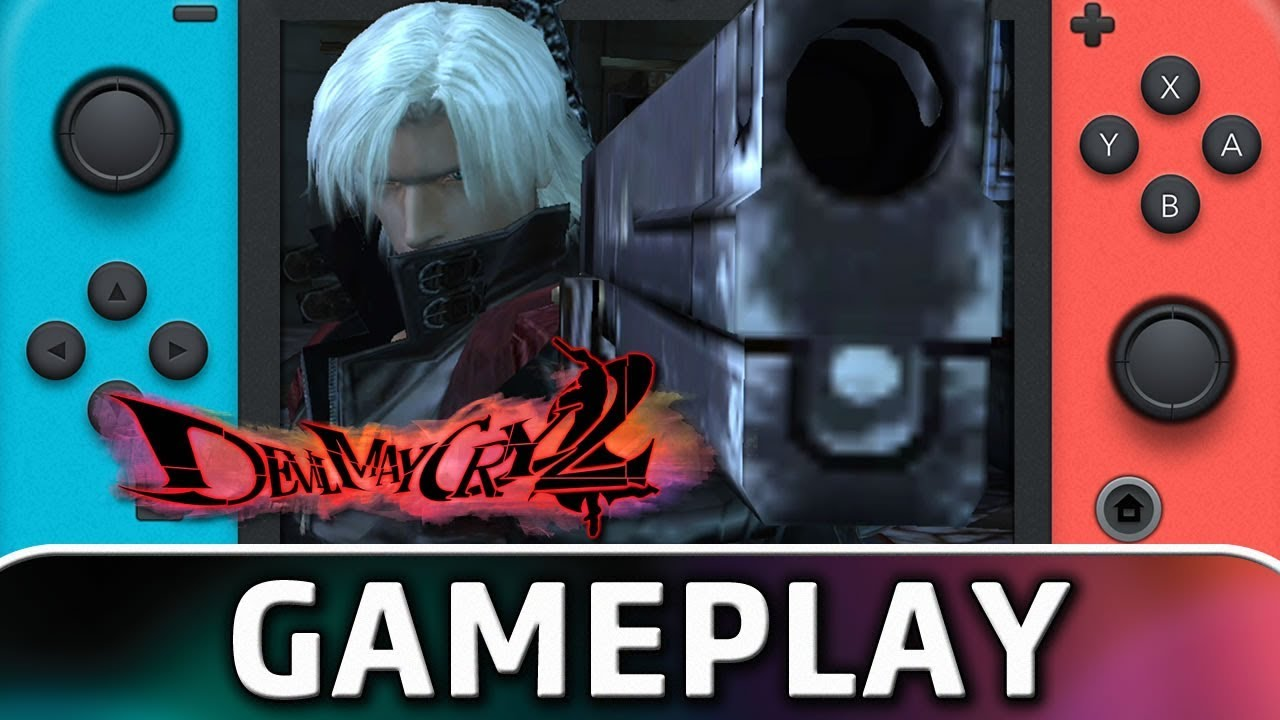 Devil May Cry 2 | First 15 Minutes on Nintendo Switch