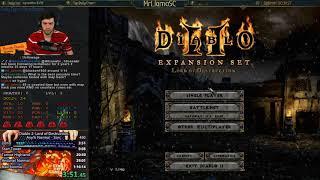 Diablo 2 - World Record Speedruns (05/11/2018)