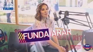 Funda Arar'ın Radyo Ritim Ziyareti www.seninritmin.com