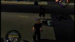 Saints Row Demo Video