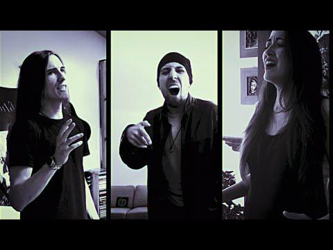 Meteora - Numb (Linkin Park cover) (Symphonic Metal Lockdown Video)