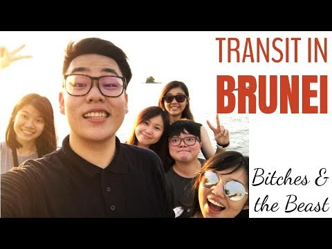 Transit in Brunei [路过游汶莱]