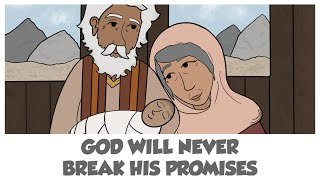 TODAY'S TOP TRUTH | GOD WILL NEVER BREAK HIS PROMISES – DAY 2