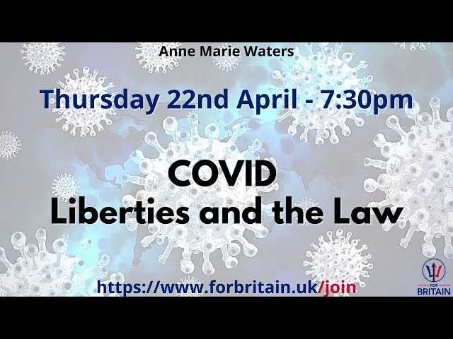 Anne Marie Presents: COVID, Vaccines and more with Mina Dew