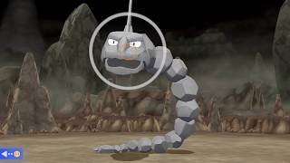 How to Catch an Onix in Pokemon Let's Go Pikachu, Eevee