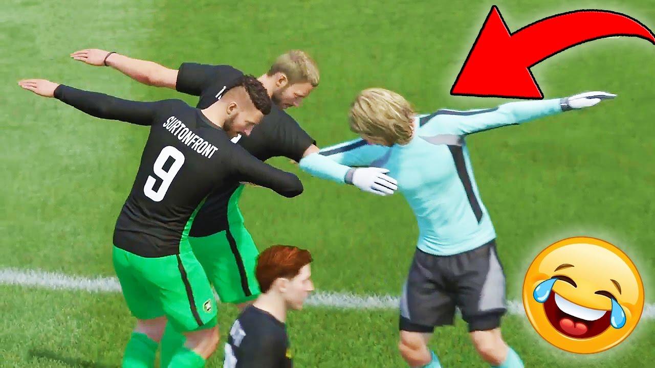 FIFA 17 FAILS   FUNNY & RANDOM MOMENTS #5 Glitches & Thug Life Compilation