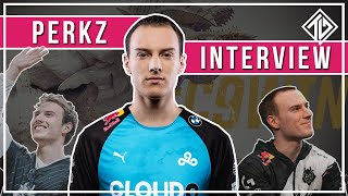 "Perkz: ""I'M SORRY to my EU fans once Cloud9 finishes above all the EU teams"" - EXTENDED INTERVIEW"