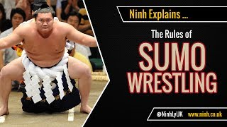 The Rules of Sumo Wrestling - EXPLAINED!
