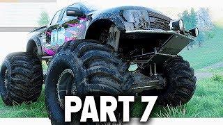 The Crew 2 Gameplay Walkthrough Part 7 - MONSTER TRUCKS (Full Game)