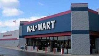 Calling in sick to Walmart