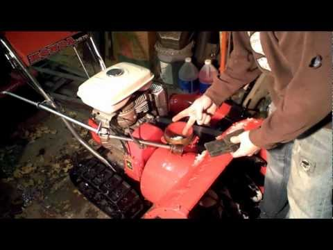 Modify Snowblower to never clog and throw twice as far w/ Impeller ...