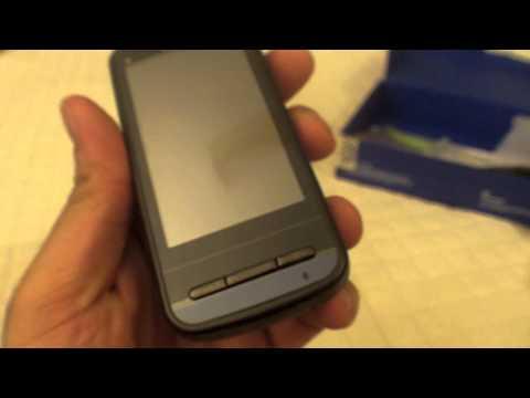 Nokia C6-00 Unboxing video - iGyaan.in