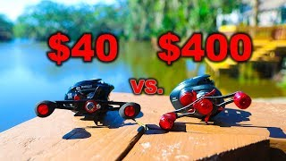 How Good Is A 40 Fishing Reel Put to the test