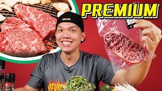 รีวิวเนื้อคุณภาพสูงจากอเมริกา!!! จะสู้เนื้อไทยได้ไหม???