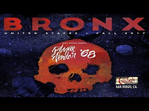 The Bronx Live@The Casbah(mixed audio)