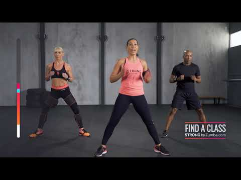 STRONG By Zumba   20 Minute Demo FRANCAIS