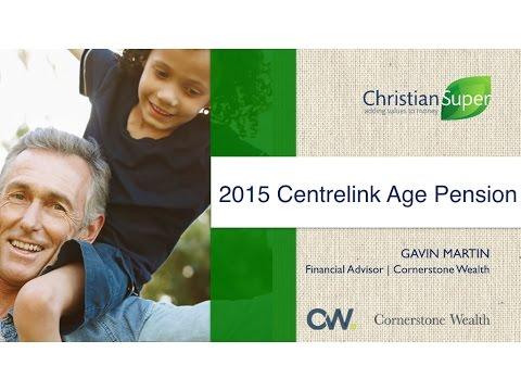 Age pension in south australia