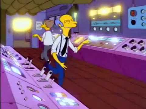 Alf Clausen Song: Burns and Smithers alone in the central