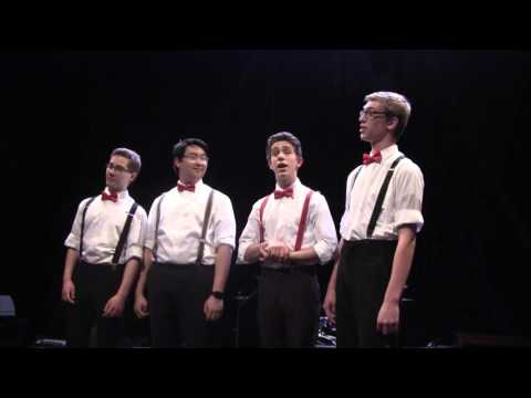 Wayzata Coffee House 2016 - Coney Island Baby (Barber Shop Quartet)