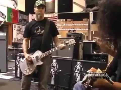 METALLICA Rare Studio Footage Making Death Magnetic Unreleased Songs and Beyond Magnetic