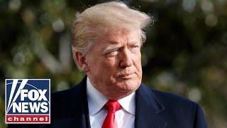 President Trump admits hiring Michael Cohen was a mistake