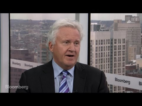 GE's CEO Says the U.S. Economy Is in Investment Recession