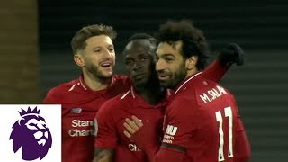 Sadio Mane's goal secures Liverpool's win against Crystal Palace | Premier League | NBC Sports