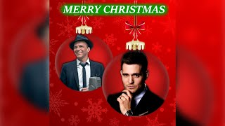Gambar cover Have Yourself A Merry Little Christmas | Michael Bublé & Frank Sinatra