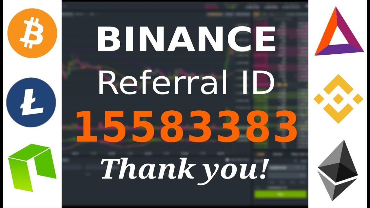 Referral Id In Binance Btz Crypto – PEC Nature Camp