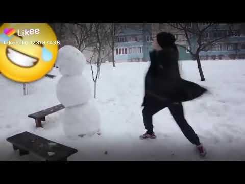 Как убить снеговика