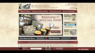 SocialPreppers - Get your food supplies, survival gear, weapons and learn to survive. Thumbnail
