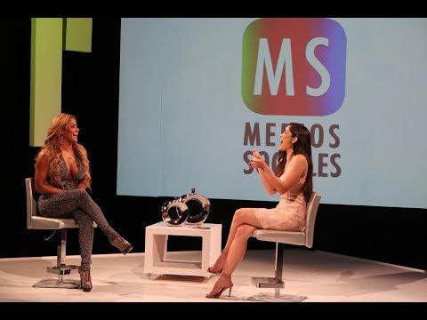 Entrevista a Maripily Rivera en Medios Sociales