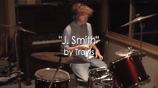 Travis - J. Smith Drum Cover