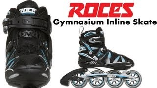 Roces Gymnasium Inline Fitness Skates 2013 Review