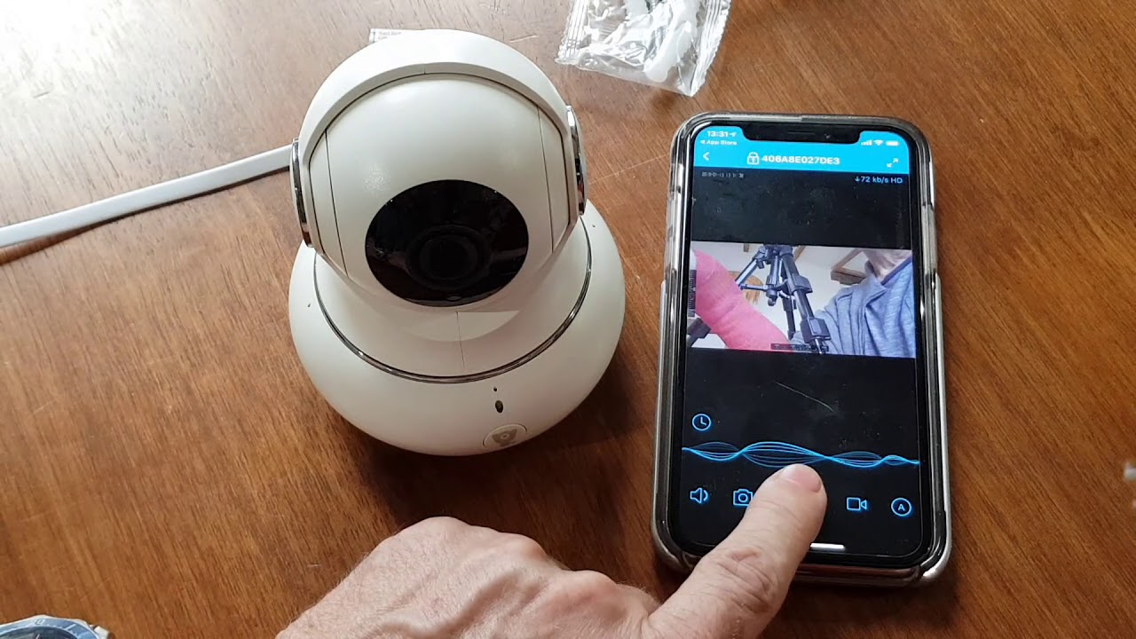 Littlelf 1080p wireless IP Camera Review