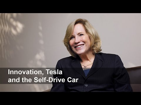 Innovation Tesla and the Self-Drive Car