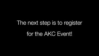 how to register your dog with the american kennel club akc
