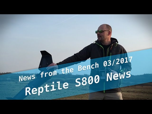 S800 Sky Shadow - News, Props and Greetings