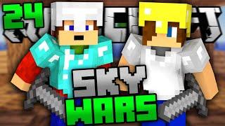 Minecraft SkyWars | Český Let's Play #24 w/ Bauchyč [Porty]