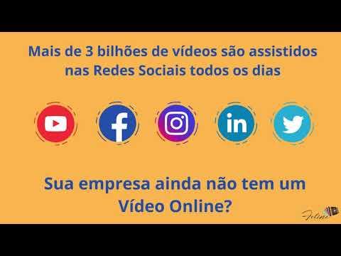 Assista: Video marketing - A melhor Solução para seus Negócios