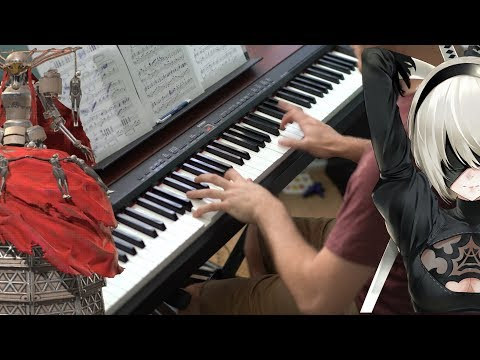 NieR: Automata - A Beautiful Song (Opera Boss Theme) [Advanced Piano Cover]