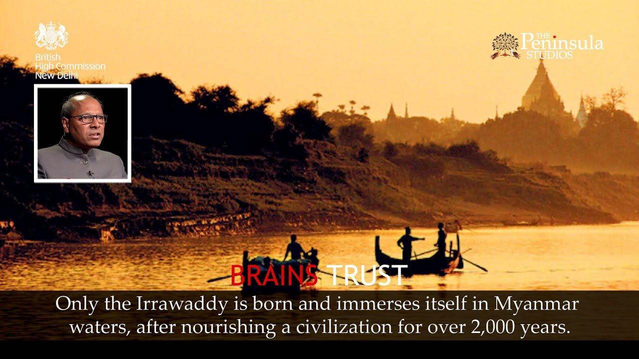 Ambassador Gautam Mukhopadhaya | IFS | Brief History of Burma | India and her Neighbours |