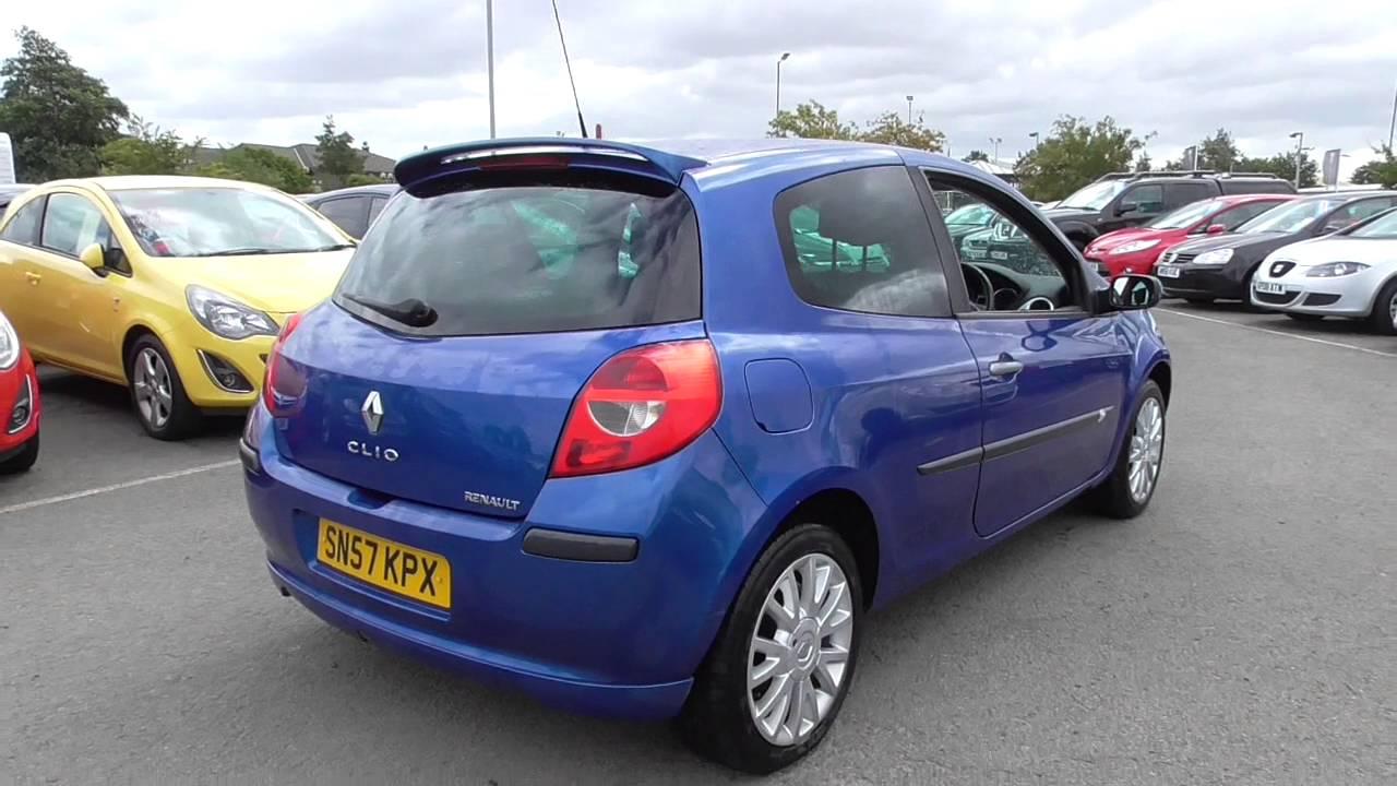 Renault Clio Storia 1.2 GPL 2010 - Neopatentati - Auto In ...