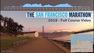 Running The San Francisco Marathon 2018