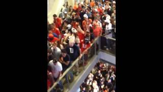 Broncos fans after Win vs Cowboys